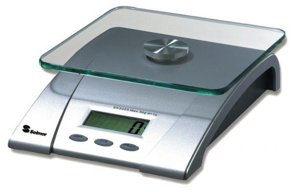 משקל מטבח דיגיטלי סלמור SE-6162