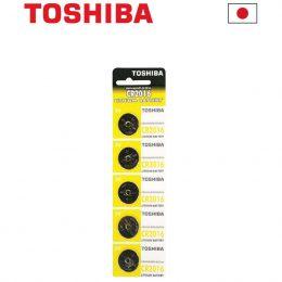 סוללה כפתור 2016 TOSH/MAXELL