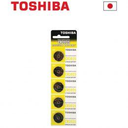 סוללה כפתור 2025 TOSH/MAXELL