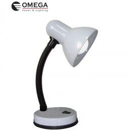 מנורת שולחן ליבון לבן
