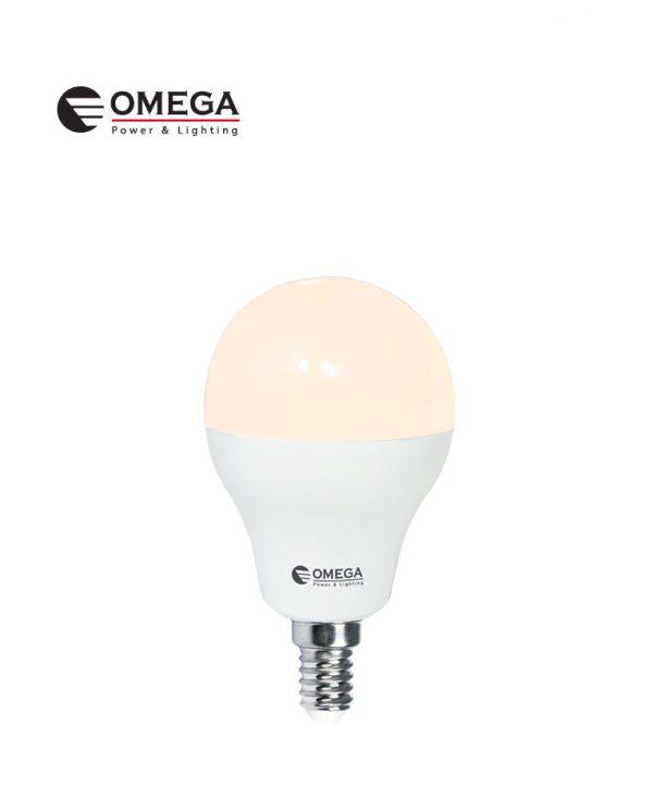 נורת ליבון E-14 LED 15W אומגה