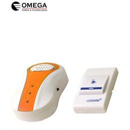 פעמון אלחוטי חשמלי אומגה סוללות-32