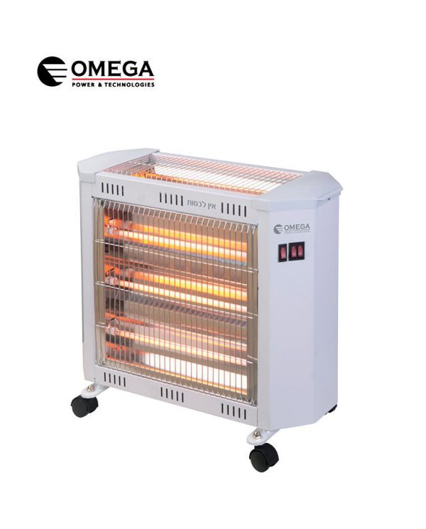 תנור אינפרא אומגה 3+1  -HT2400